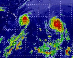 Double hurricane, what does it mean?!