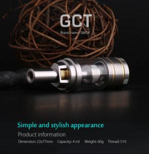 Smoktech GCT Gimlet Cloud Tank