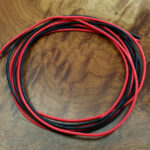 Silicone wires 18G