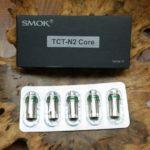 Smoktech TCT-N2 dual coil cores