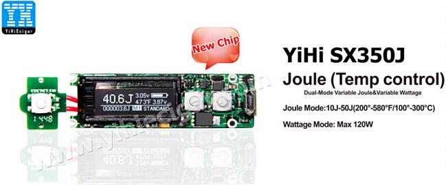 YiHi SX350J 60w/120w temperature control board | Protovapor.com  Protovapor.com